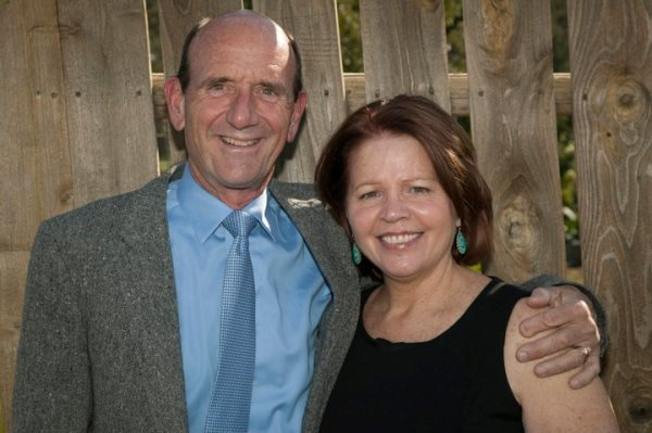 Steve Bennett and his wife of 35 years, Kitty