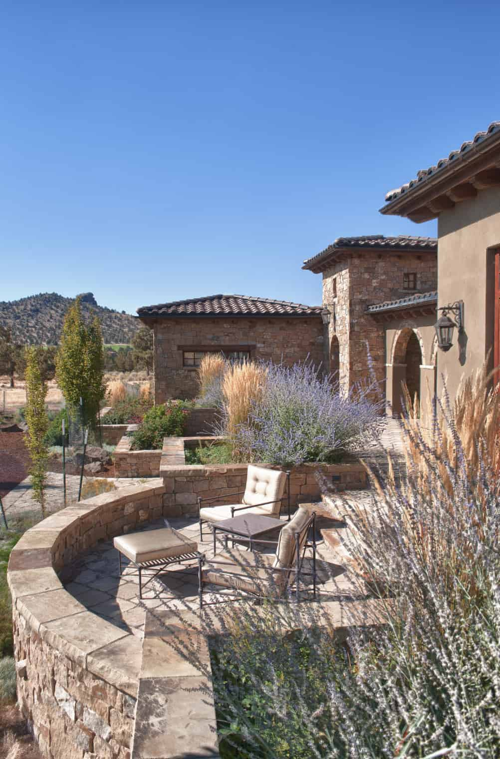 ranch at the canyons custom home high desert terrace